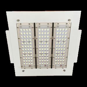 LED Canopy โคมไฟใต้หลังสำหรับปั๊มน้ำมัน: CM-1A